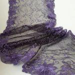 Швейцарское кружево Фиолет (232306)