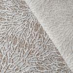 Ткань кружевная, Ангора (9023) Белый