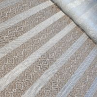 Кружевная стрейчевая ткань (9927) Белый