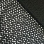 """Кружевная ткань """"Camelia"""" (3217) Черный"""