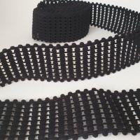 Резинка - сетка 5см (1190) Черная