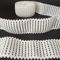 Резинка - сетка 5см (1190) Белая