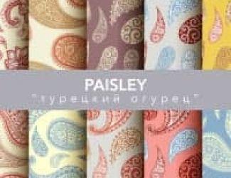 Пейсли - огуречный узор